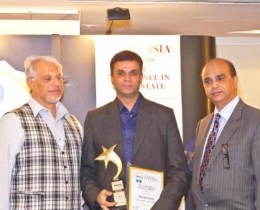 Industry Interface through Corporate Leadership Awards